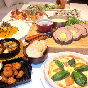 Italian dining Runway イタリアンダイニング ランウェイ_01
