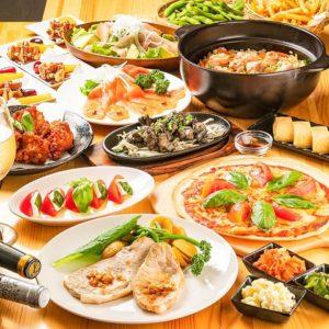 柏 居酒屋 とら・とら Trans continental dining Tora_02