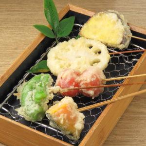 海鮮串天ぷら 中野家 東中野店_02