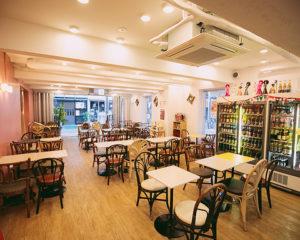 サクラカフェ&レストラン 日暮里 SAKURA CAFE NIPPORI_05