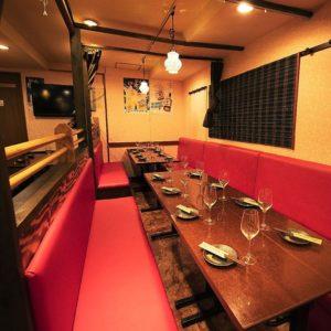 個室 肉バル&食べ放題 ロイヤルガーデン 中野駅前店_05