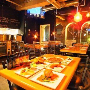 クラフトビール24種&石窯ピザ Two Dogs Taproom(トゥードッグスタップルーム) 六本木_05