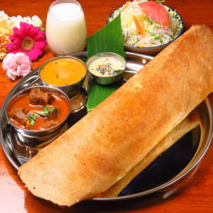 南インド食堂 Beans on Beans_02
