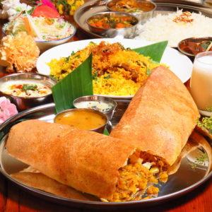 南インド食堂 Beans on Beans_01