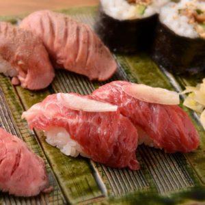 上野肉寿司_04