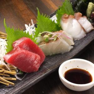 日本酒と串カツ 一穂 希SAKU_04