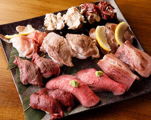 【池袋】池袋で肉寿司を食べられるお店15選!!