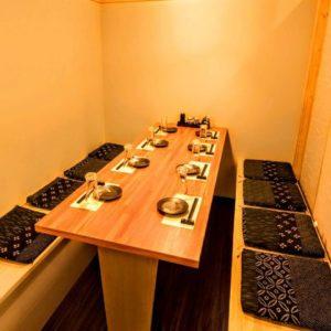 完全個室居酒屋 初代鳥万作 東京都八重洲店_05
