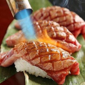 肉寿司&チーズフォンデュ食べ放題 個室肉バル ミートストック 池袋東口店_03