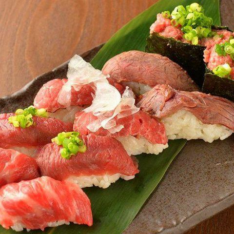 【上野】上野で肉寿司を食べられるお店9選!!