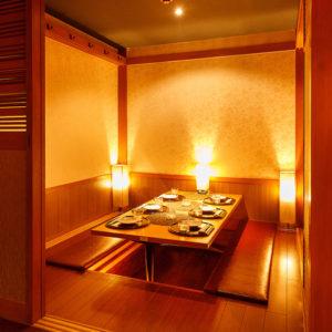 食べ放題×こだわり鶏 個室居酒屋 楽座 上野店_04