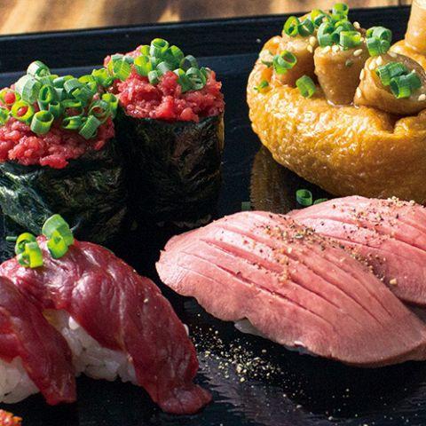 【神楽坂】神楽坂で肉寿司を食べられるお店5選!!