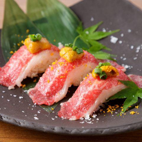 【町田】町田で肉寿司を食べられるお店6選!!
