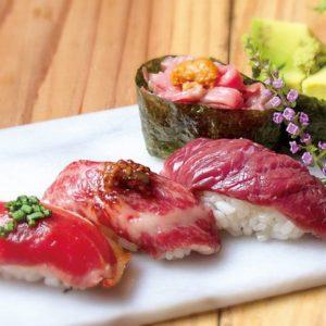 上野肉寿司_02