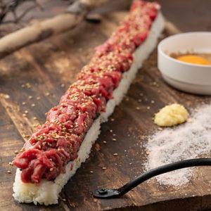 肉寿司&チーズフォンデュ食べ放題 個室肉バル ミートストック 池袋東口店_02