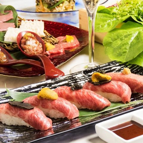 【恵比寿】恵比寿で肉寿司を食べられるお店10選!!