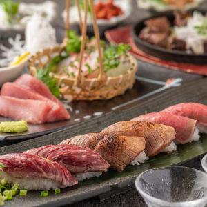 全席個室 × 肉寿司食べ放題 はるか -haruka- 渋谷店_02
