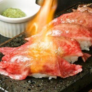 シュラスコ 肉寿司 ステーキ 食べ放題 個室 パレット 新宿東口店_02