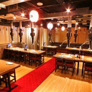 焼肉食べ放題 炭焼道楽 池袋東口店_05