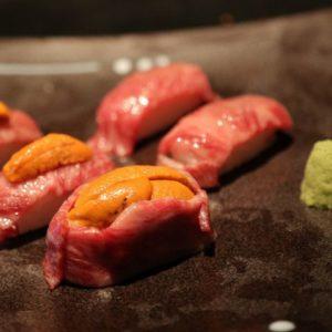 肉寿司食べ放題×誕生日×女子会~恵比寿よしにく~_02