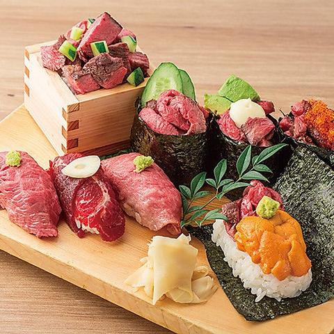 【新宿】新宿で肉寿司を食べられるお店15選!!