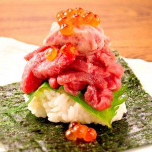 池袋東口 肉寿司_03