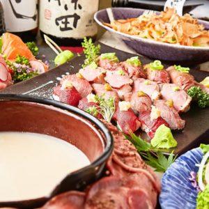 牛タンと肉ずしの個室居酒屋 輝 渋谷店_02