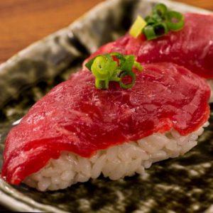肉寿司 神楽坂毘沙門店_03
