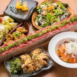 隠れ家個室  ロング肉寿司×牛タン×海鮮   東屋 -AZUMAYA-_02