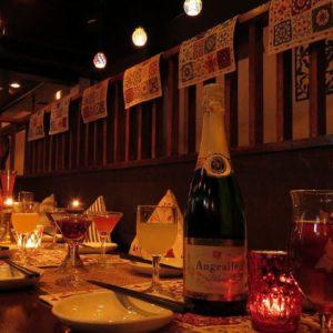 肉寿司&チーズフォンデュ食べ放題 個室肉バル ミートストック 池袋東口店_05