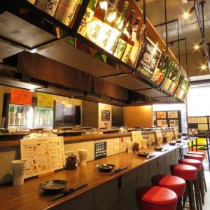 日本酒と串カツ 一穂 希SAKU_05