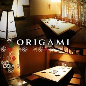 個室 牛肉寿司食べ放題 ORIGAMI(オリガミ)名古屋駅前店_01