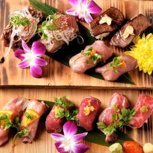しゃぶしゃぶ 肉ずし 食べ放題 しゃぶしゃぶいちばん 名古屋駅前本店_02
