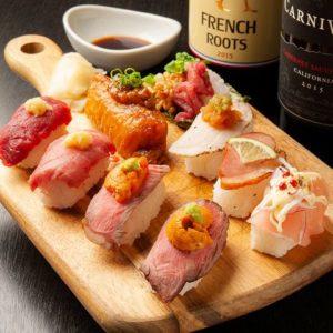 肉寿司とパネチキン プライベート個室 チーズ&肉バル 29○TOKYO札幌駅前店_03