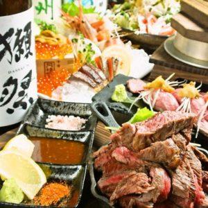 魚と肉 あし跡 三宮店 バル &NEW Style居酒屋_02