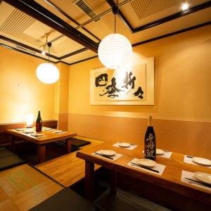 個室で愉しむ寿司&肉寿司食べ飲み放題居酒屋 魚っ酒(うおっしゅ) 札幌店_04
