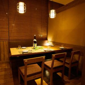 個室×鍋と和食居酒屋 たくみ 札幌店_05