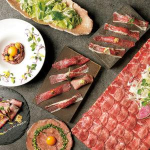 個室 肉寿司と肉炊きもつ鍋と牛タンしゃぶしゃぶ 金肉 KIN-NIKU 名古屋駅店_02