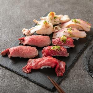 寿司と肉寿司食べ飲み放題 寿司センター 札幌商店_04