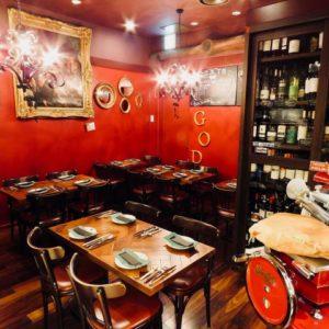 イタリアワインバール ローマ三丁目 大名古屋ビルヂング店_05
