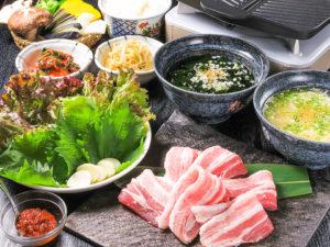 和牛焼肉と本場韓国料理 焼肉市場_02