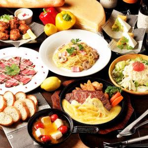 Cheese&Wine 名古屋チーズファクトリー 名駅店_01
