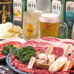 国産牛 焼肉食べ放題 火の蔵 浜松有玉店_01