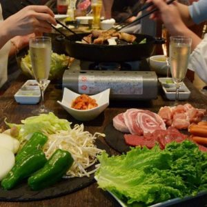 名古屋バーベキュービアガーデン 焼肉食べ放題 MITSUBACHI02