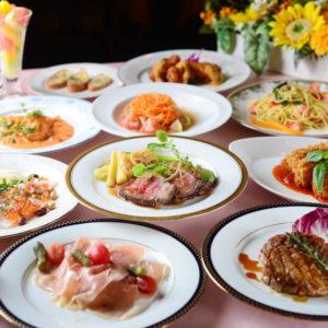 一軒家レストラン Lupinus‐ルピナス‐ 名古屋駅店_01