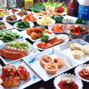 韓国レストラン Hana(ハナ) 名古屋駅店_02