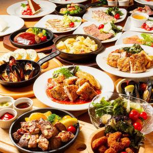 全品食べ飲み放題 バル&イタリアン 誕生日・サプライズ KUISHINBO すすきの店_01