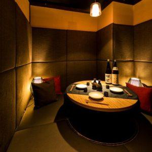 完全個室で寿司&肉寿司食べ飲み放題 響き 栄錦店01