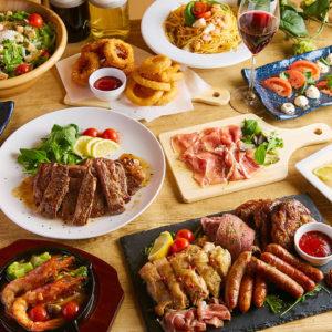 全席個室】チーズと道産和牛肉バル Meat MaMa すすきの店_02