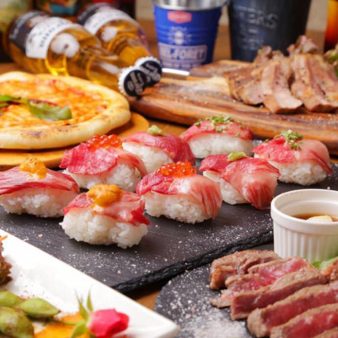【北千住】北千住の肉寿司を食べられるお店4選!!